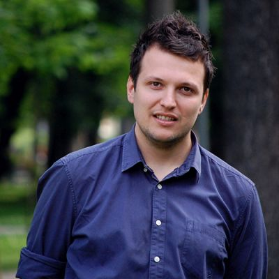 Alexandru Marina 1 - PHP Developer