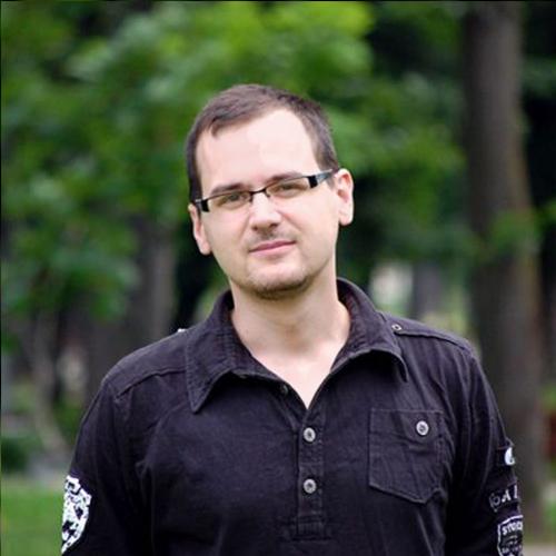 Sergiu Gödri 1 - front-end developer
