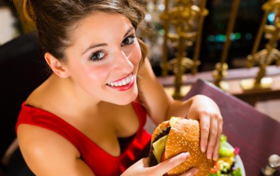 Fast food chain Drupal website